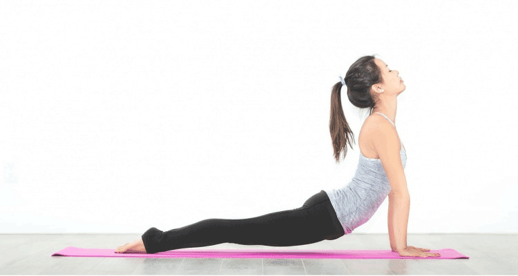 Best 10 Effective Stretching Exercises to Make You As Flexible As a Cat - Back extension stretch