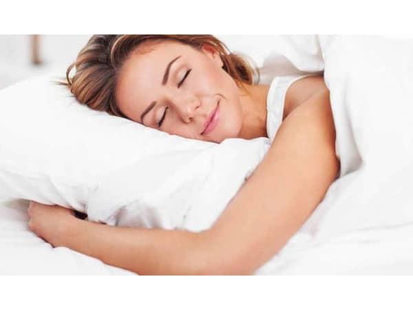 Offering a sleep quality as a choice