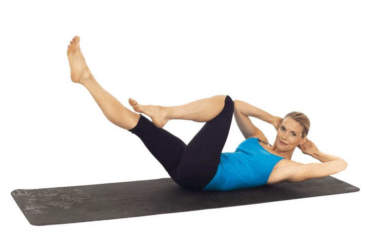Tips 8 Effective Exercises to Reduce Hanging Belly Fat - Criss Cross