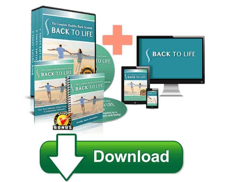 Erase My Back Pain Download