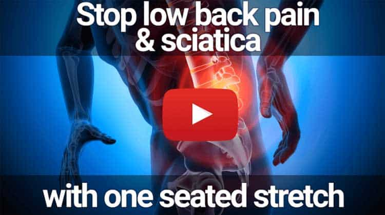 Erase My Back Pain Video