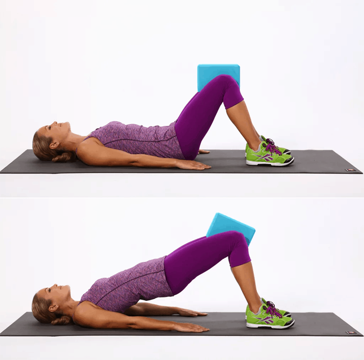 Tips 8 Effective Exercises to Reduce Hanging Belly Fat - Hip Lifts