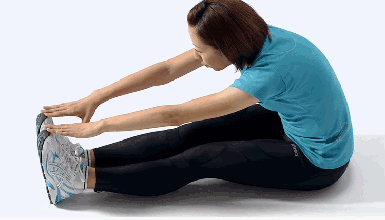 Best 10 Effective Stretching Exercises to Make You As Flexible As a Cat - Seated hamstring stretch