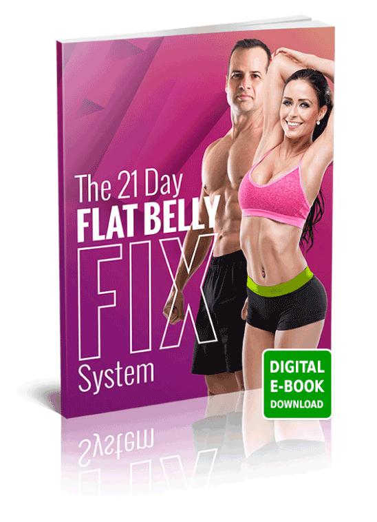 The Flat Belly Fix Digital E-Book Download