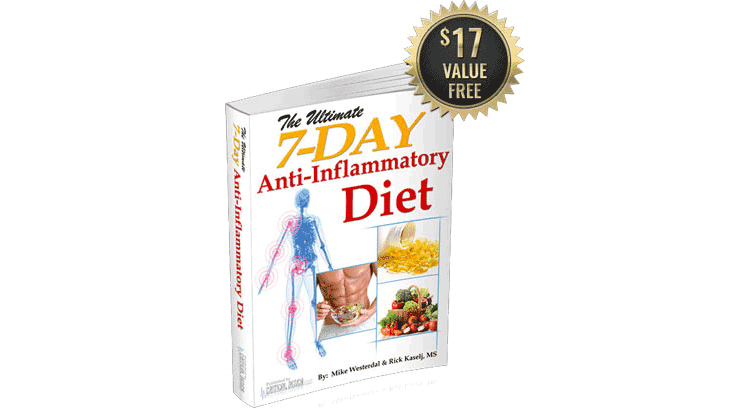 The Ultimate 7-Day Anti-Inflammatory Diet