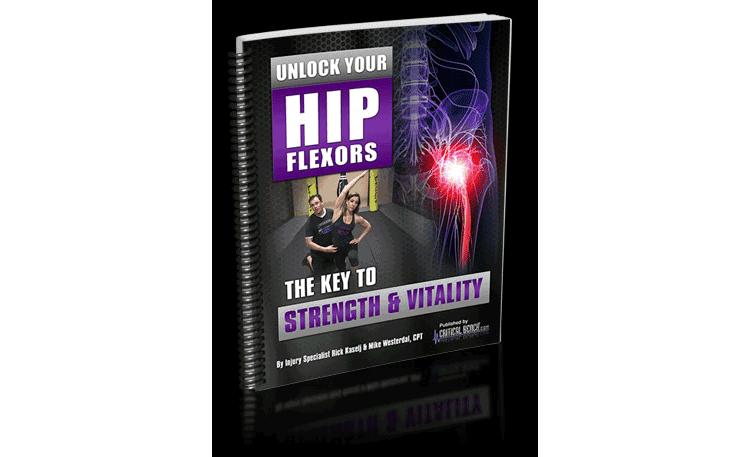 Unlock Your Hip Flexors Manual