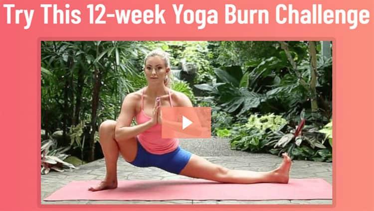Yoga Burn 12 Week Challenge