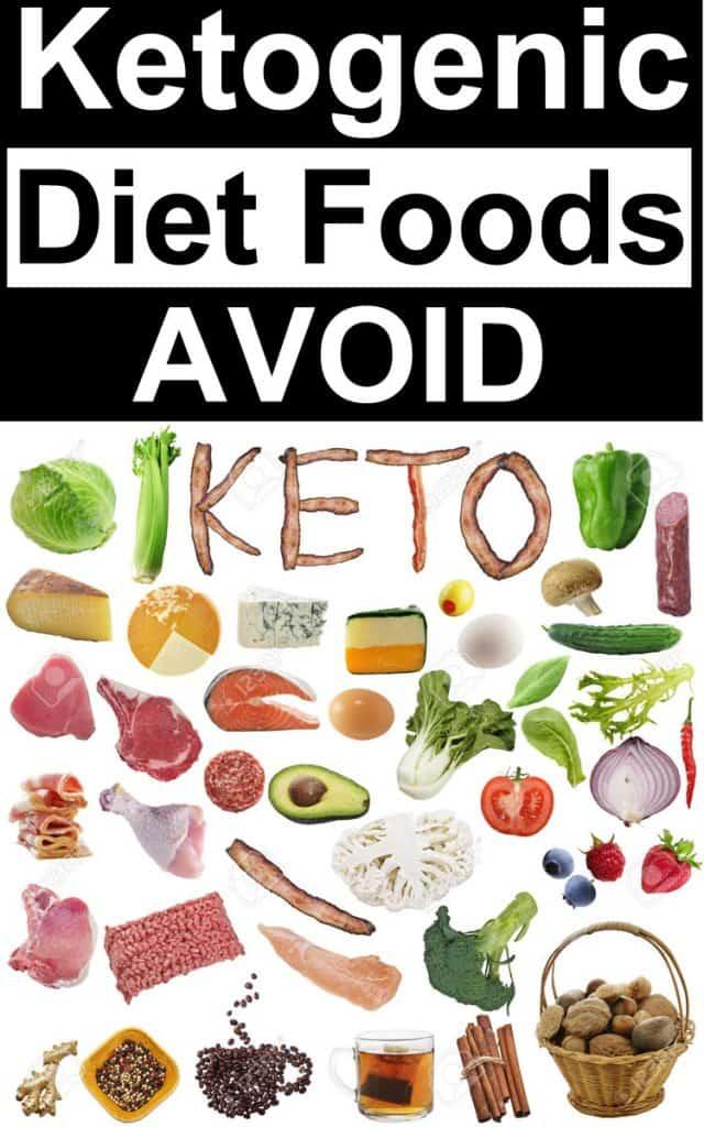 Ketogenic Diet Foods to Avoid