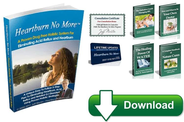 Heartburn No More Download
