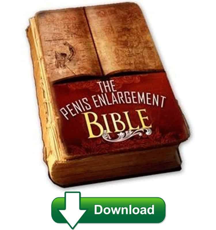 Penis Enlargement Bible Download