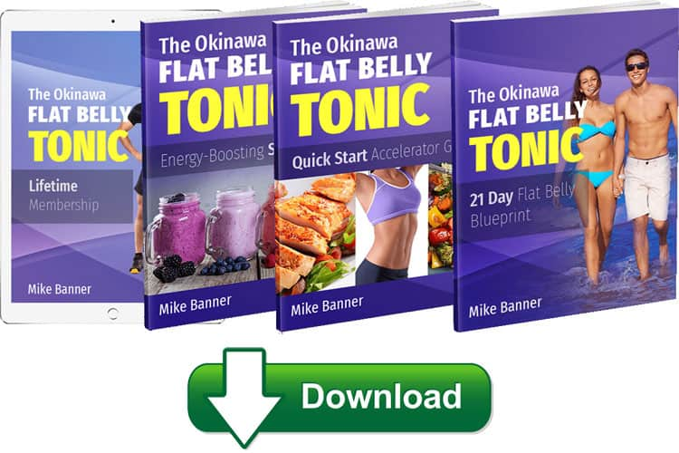The Okinawa Flat Belly Tonic Download