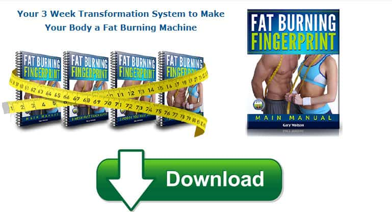 Fat Burning Fingerprint Download