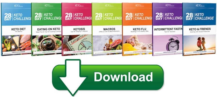 28 Day Keto Challenge is a great solution for you to see if it's right for you. Also, it makes everything easy to understand principles and practices.