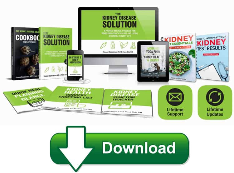 Kidney Disease Solution Program Download
