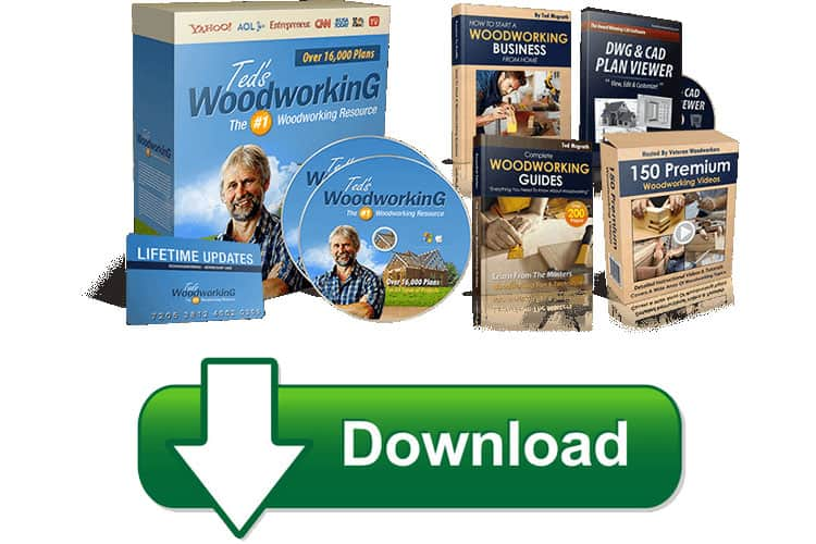 Teds Woodworking Download