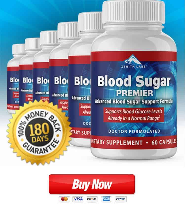 Blood Sugar Premier Buy