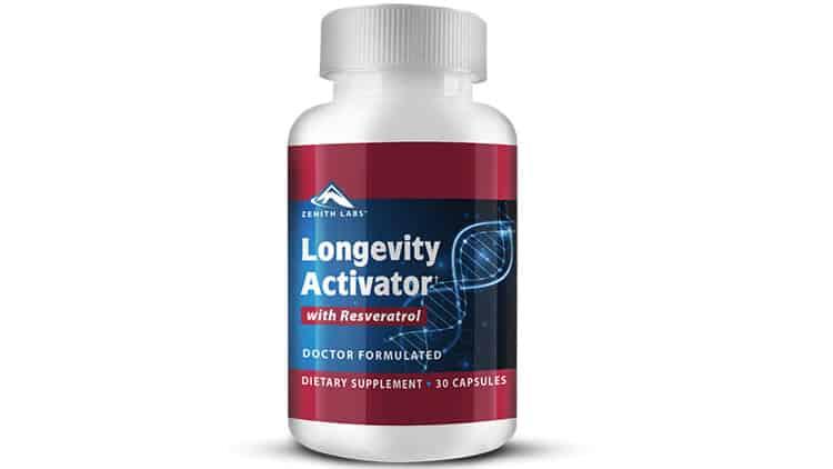 Longevity Activator Supplement