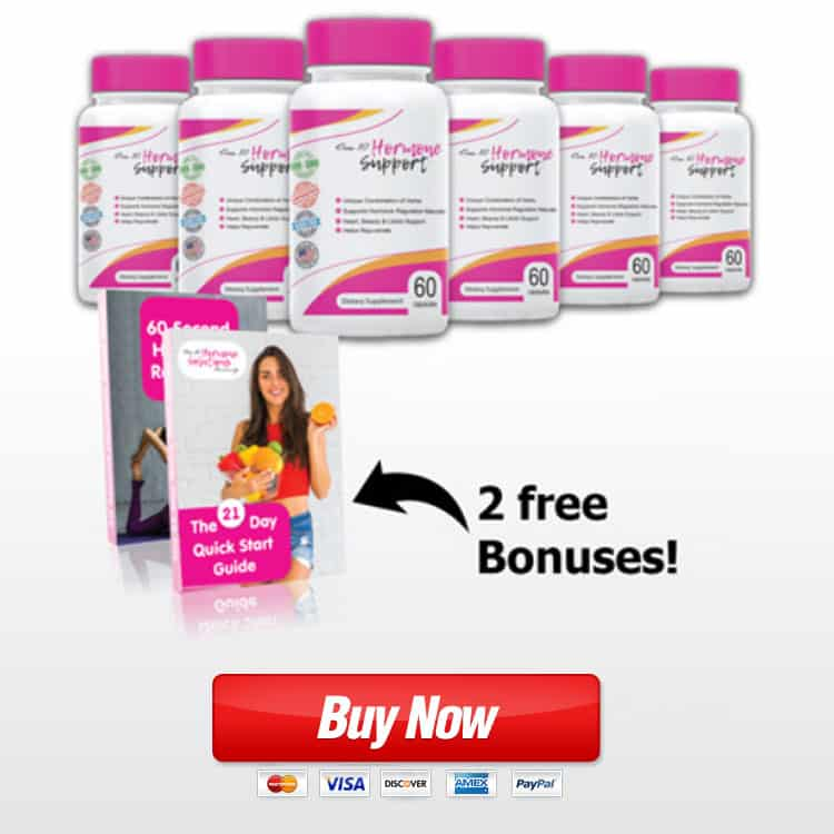 Over 30 Hormone Solution Buy