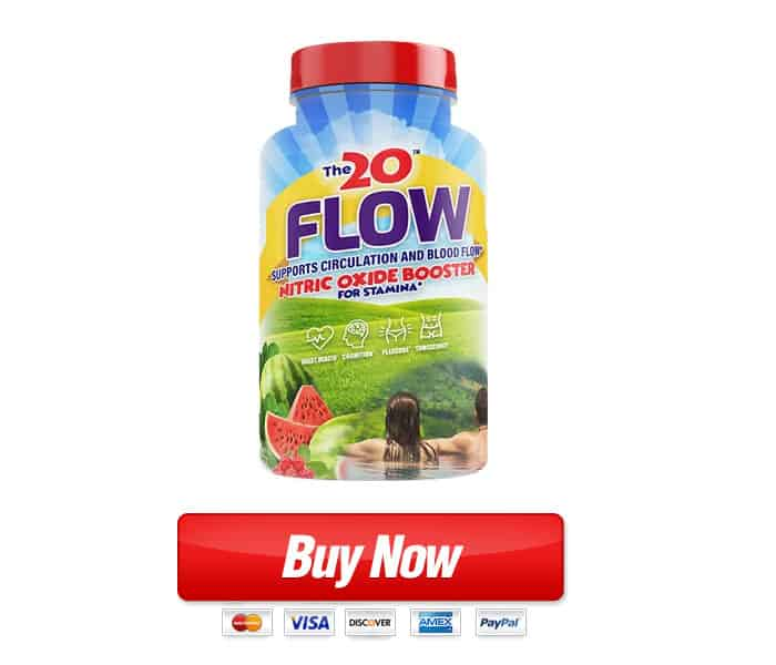 The 20 Flow Nitric Oxide Booster Buy