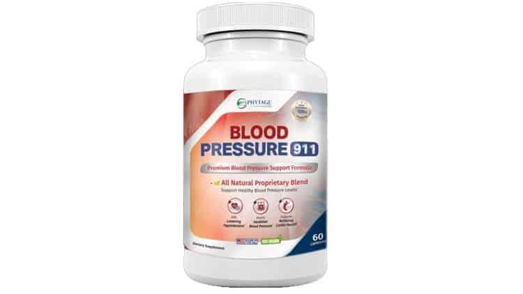 Blood Pressure 911 Pills