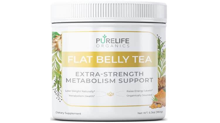 Flat Belly Tea Supplement
