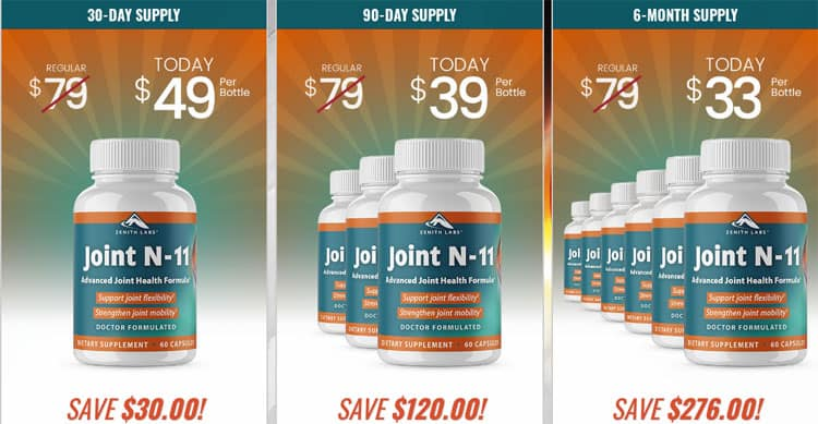 Joint N-11 Price