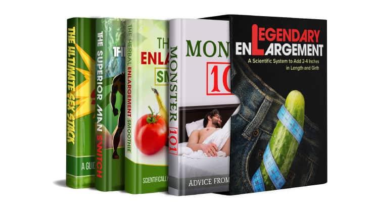 Legendary Enlargement PDF & All Bonus