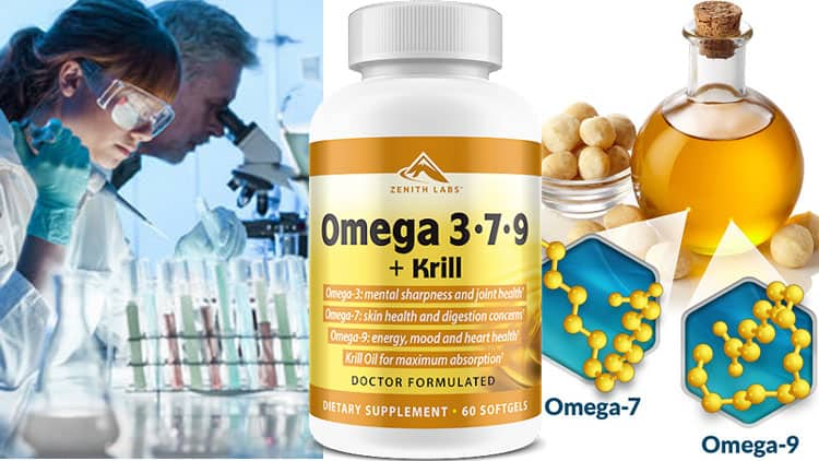 Omega 3-7-9 + Krill Review