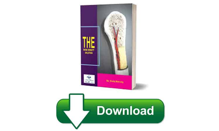 The Bone Density Solution Download