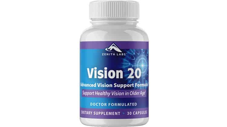 Vision 20 Supplement