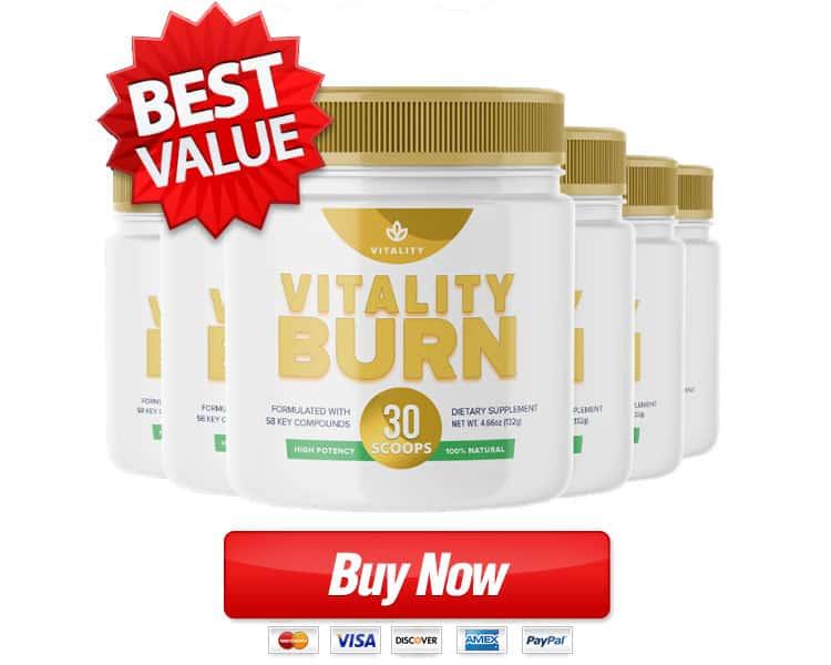 Vitality Burn Buy
