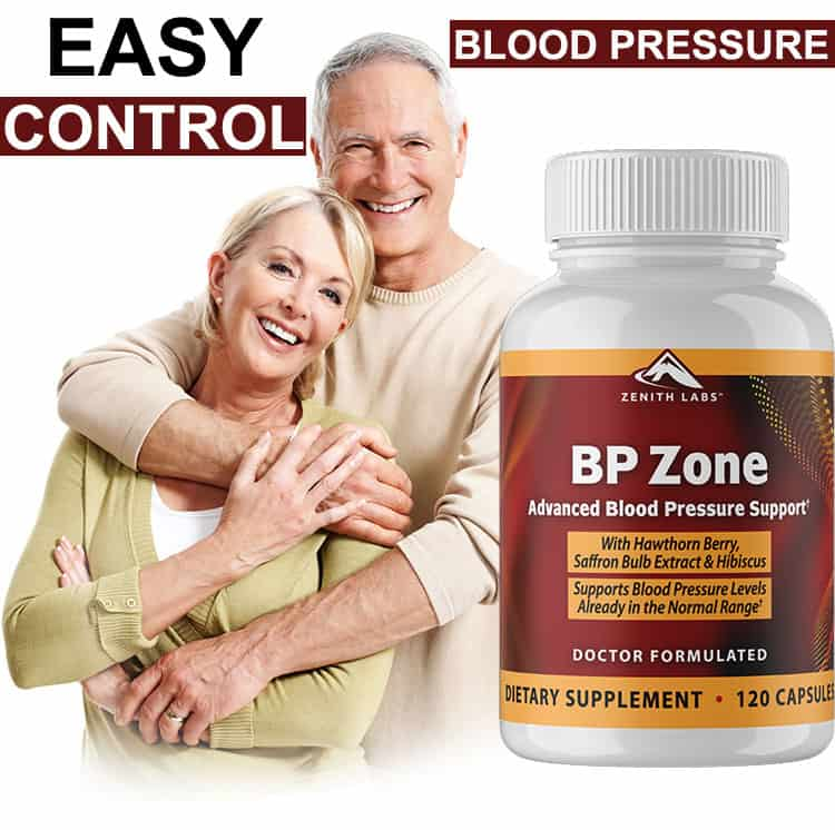 BP Zone Blood Pressure Review