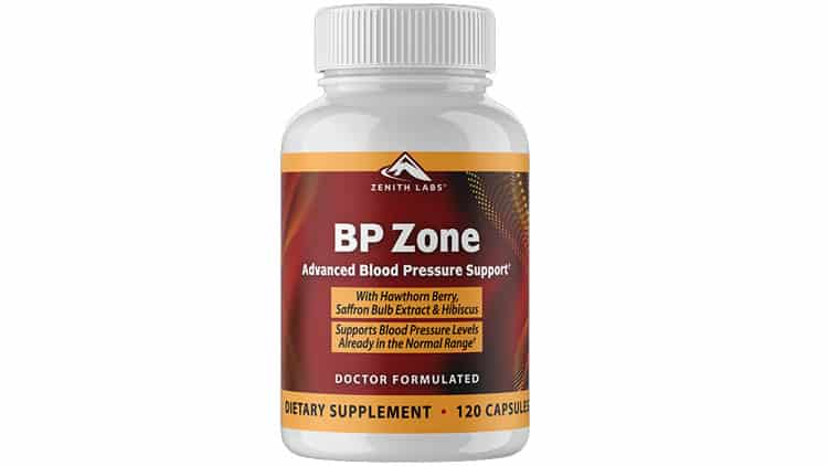 BP Zone Pills