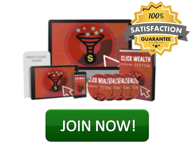 Click Wealth System Join