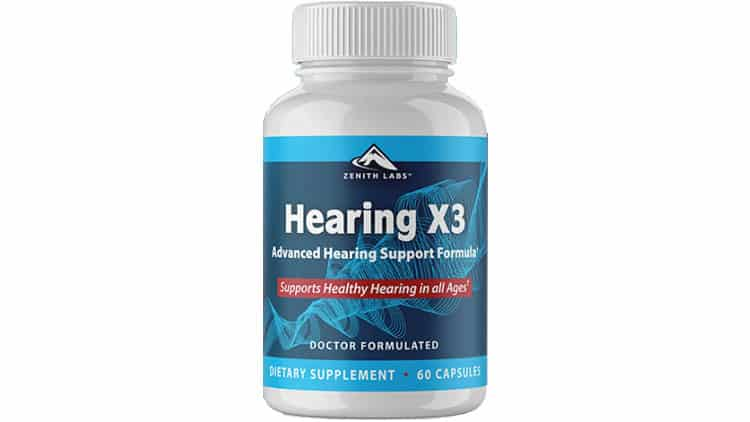 Hearing X3 Supplement
