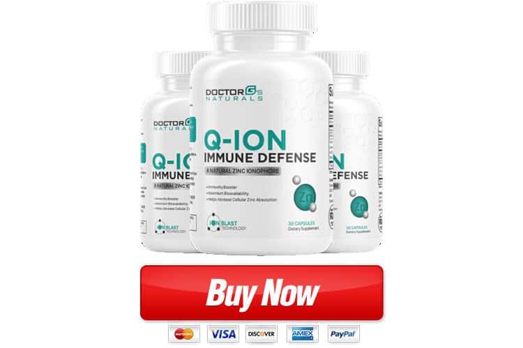 Q-ION Immune Defense Buy