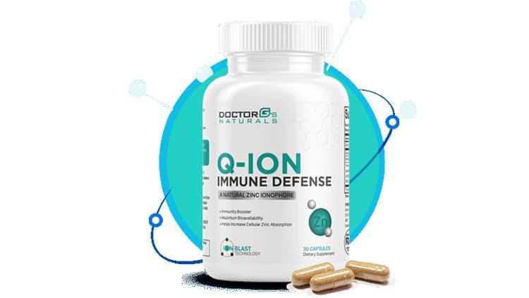 Q-ION Immune Defense Formula