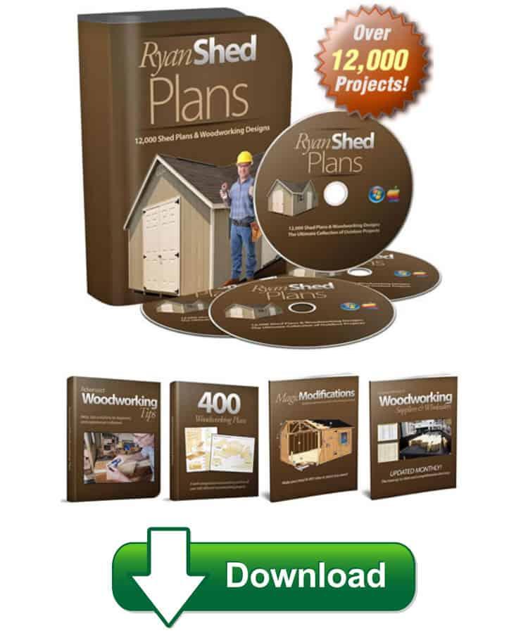 Ryan Shed Plans PDF Free Download