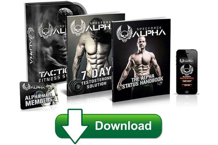 Specforce Alpha Workout PDF