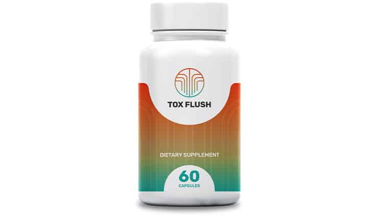 Tox Flush Weight Loss Pills