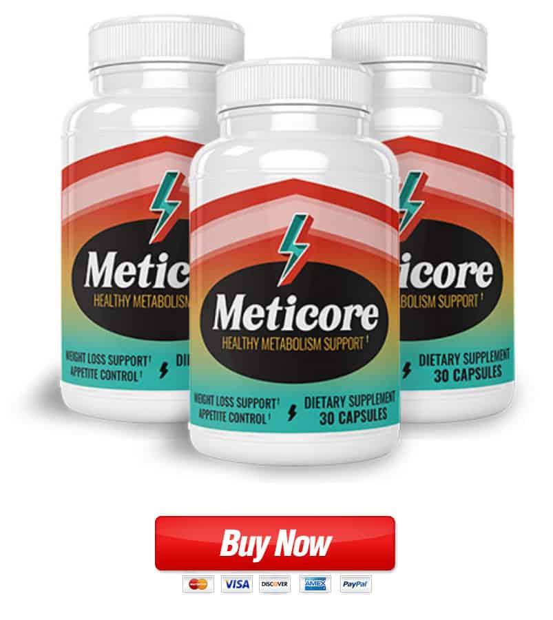 Meticore Buy