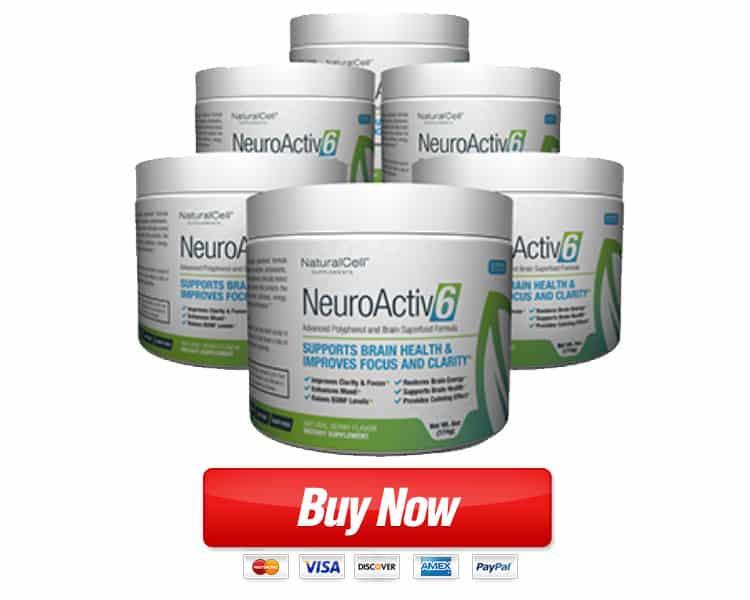 NeuroActiv6 Where To Buy