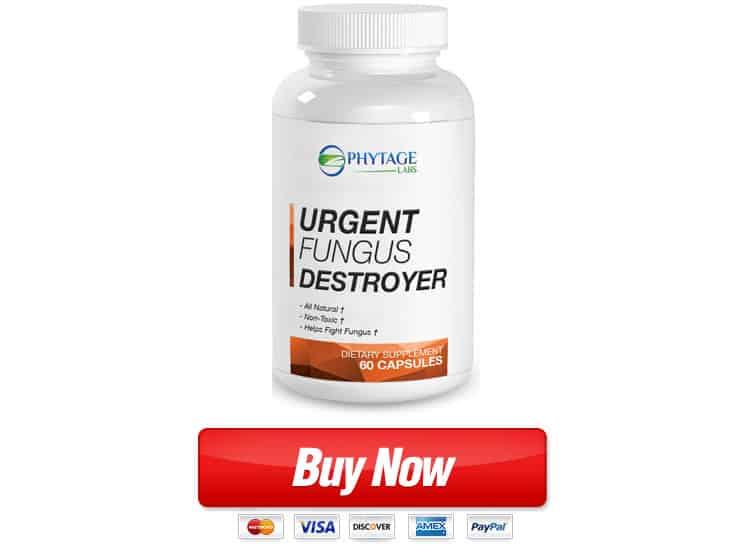 Urgent Fungus Destroyer Buy Here