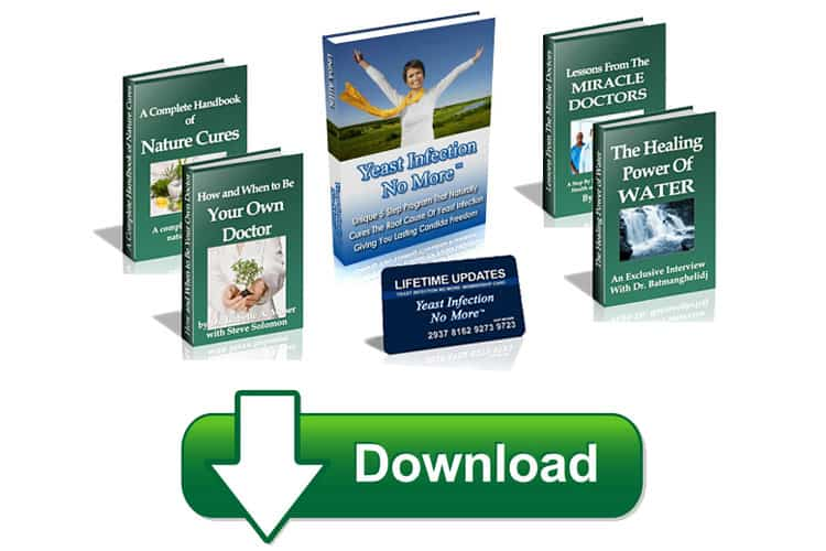 Yeast Infection No More PDF Download