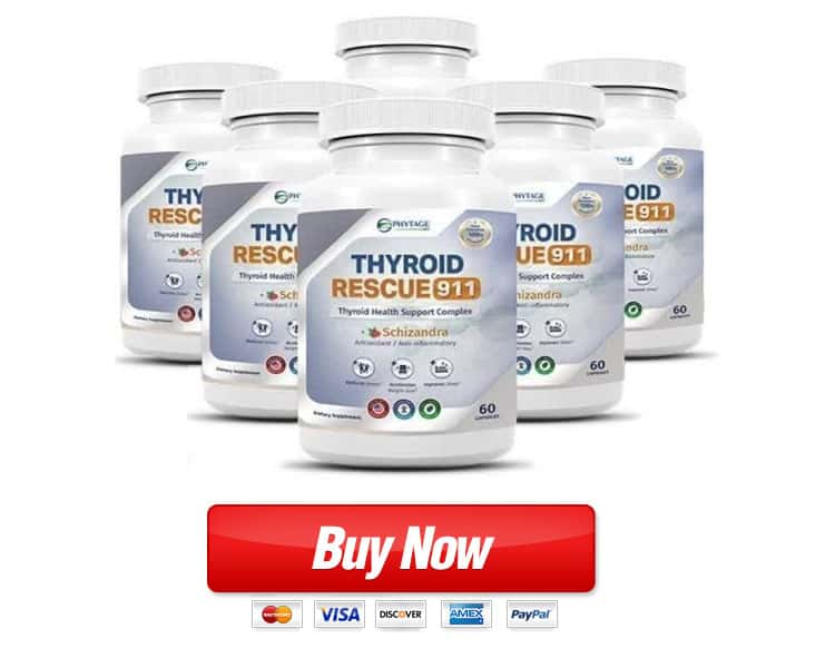 Thyroid Rescue 911 Where To Buy