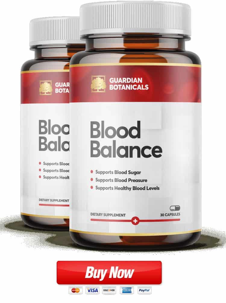 Blood Balance Advanced Formula Where To Buy