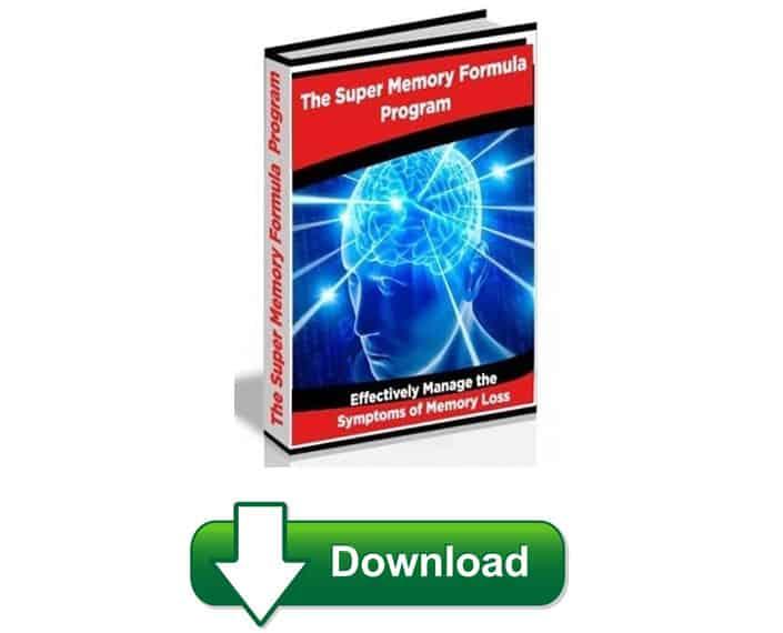 The Super Memory Formula Program Download