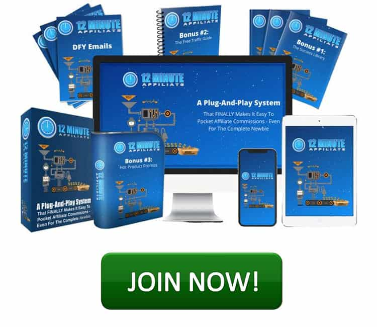 12 Minute Affiliate Join Now