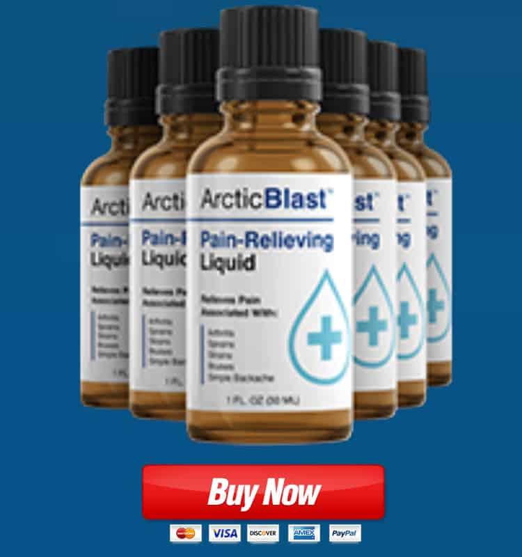 Arctic Blast Where To Buy