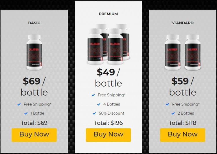 CaliberX Price